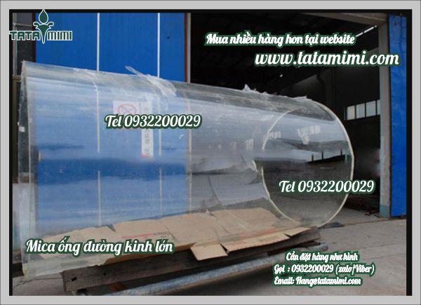Mica ống Đường Kính 400MM