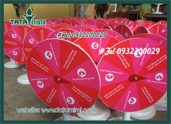Markte biển vòng quay-BG804819