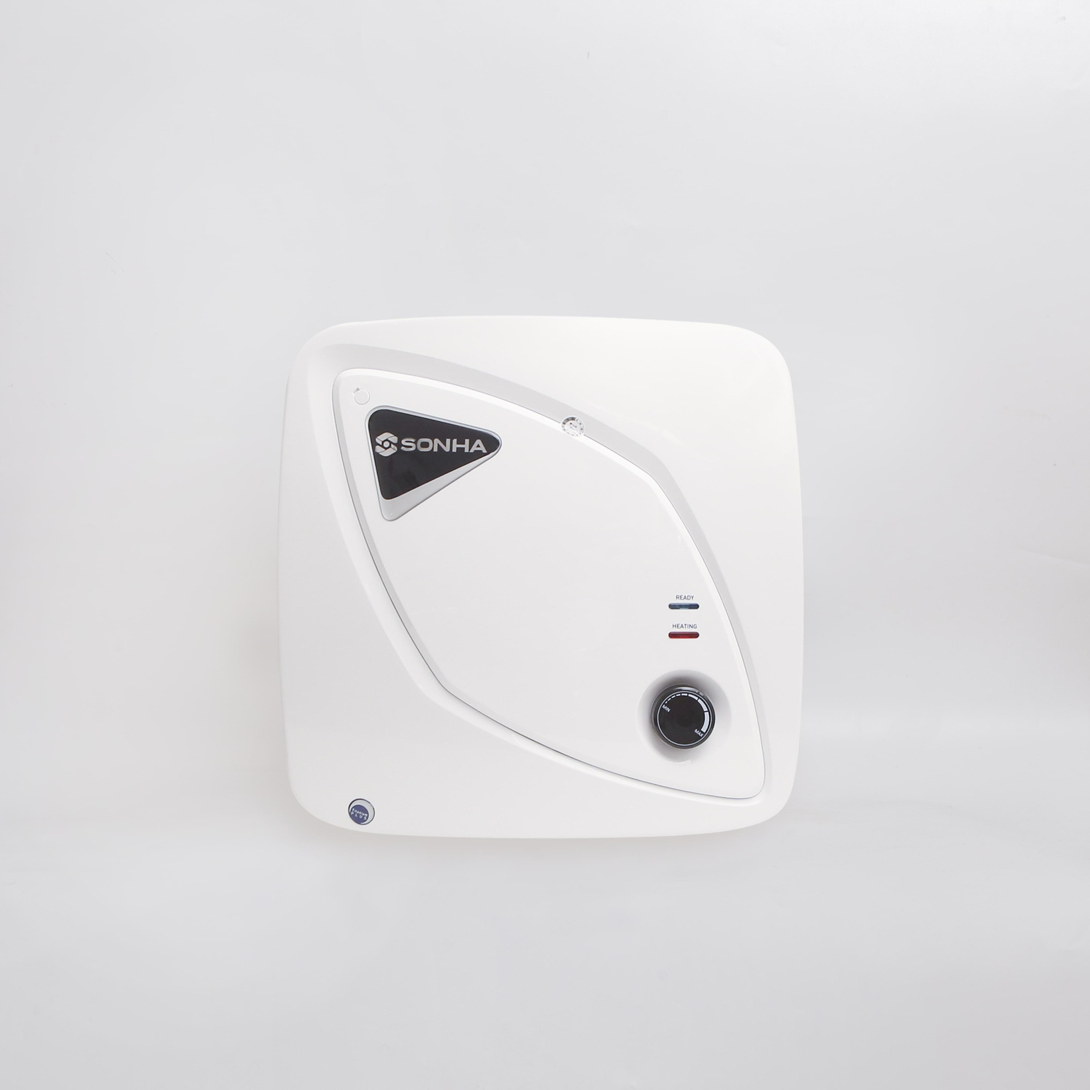 Bình nước nóng Sơn Hà Luxury vuông 30L (LUX30V)