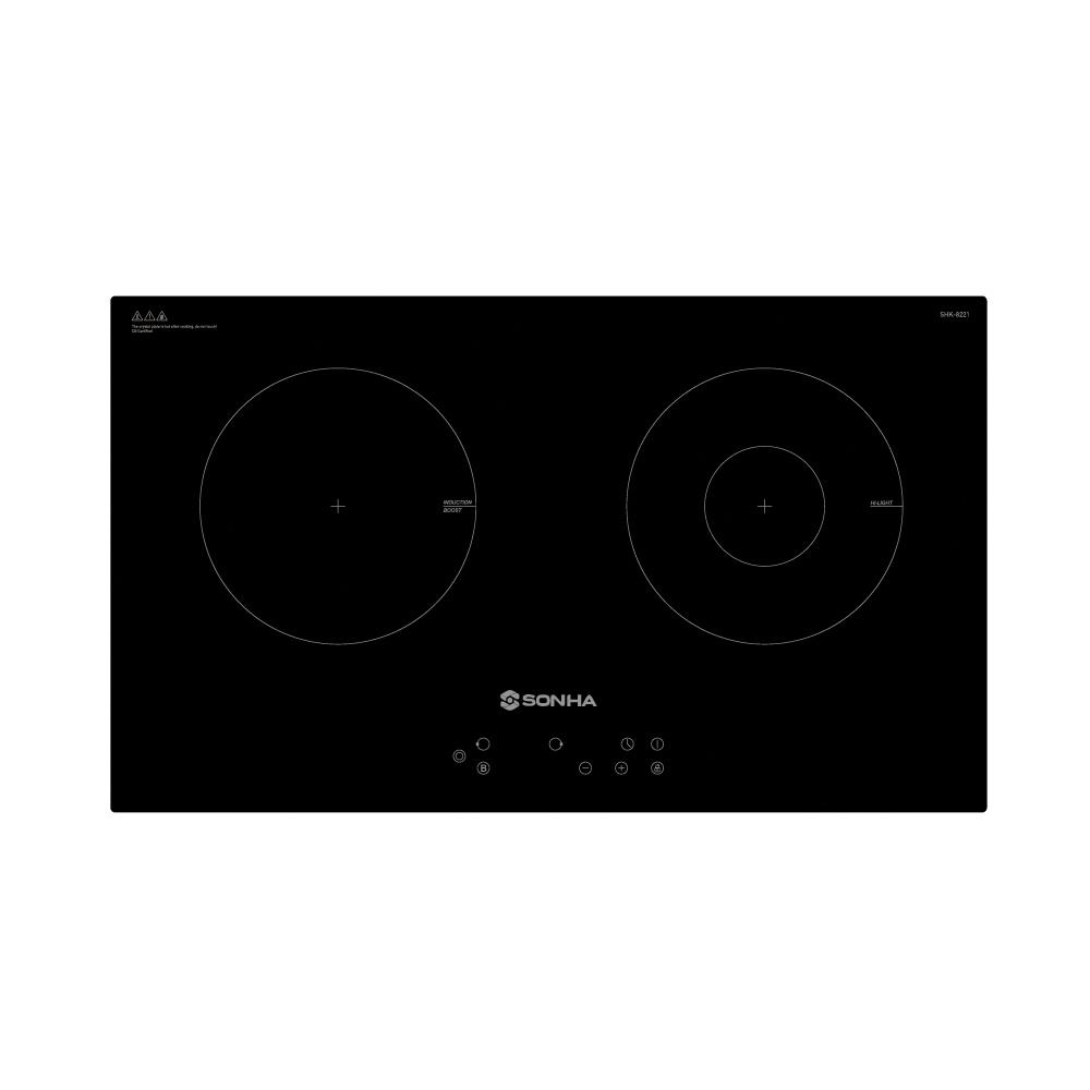 Bếp điện đôi hỗn hợp SHK-8221