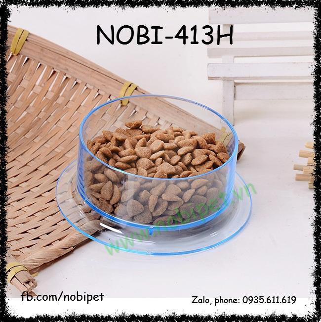Chén Ăn Pha Lê Cho Chuột Hamster, Thú Cưng Nhỏ Nobi-413H