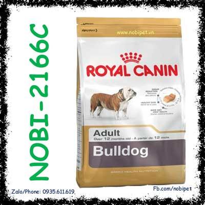 Royal Canin BullDog Adult 3Kg Thức Ăn Cho Chó Bulldog Trên 12 Tháng
