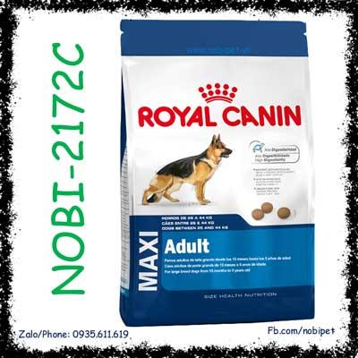 Royal Canin Shn Maxi Adult 1Kg Thức Ăn Cho Chó Trên 15 Tháng