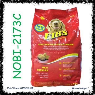 Fibs New Adult 1.5Kg – Thức Ăn Cho Chó Trưởng Thành Nhiều Dòng NOBI-2173C