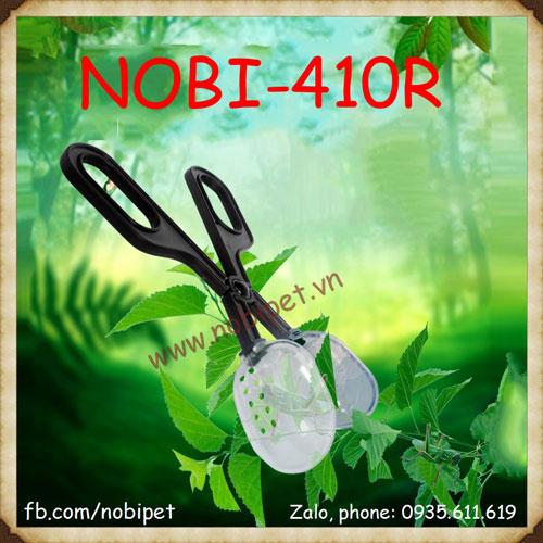 Kẹp Nhựa Cream Đa Năng Nuôi Nhím Kiểng Nobi-410R