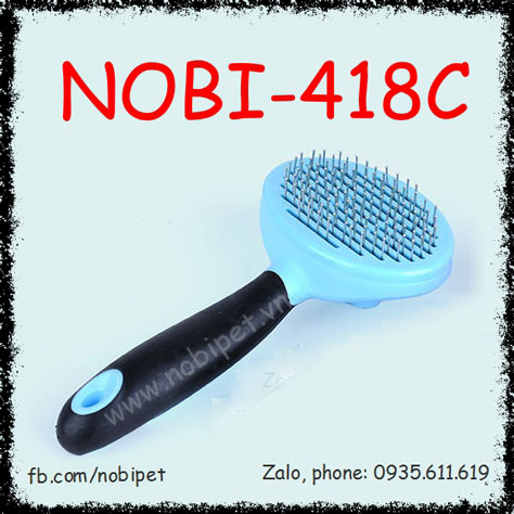 Lược Chải Lông Century Gỡ Rối Cho Bọ Ú Và Thỏ Lông Dài Nobi-418C