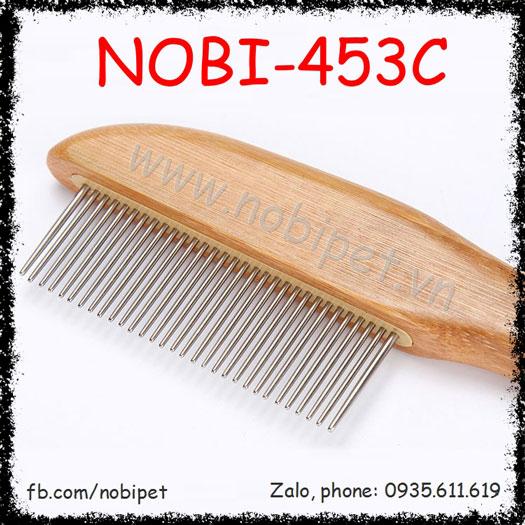 Lược Gỗ Gỡ Rối Finepet Cho Bọ Ú Guinea Pig Và Thỏ Lông Dài Nobi-453C
