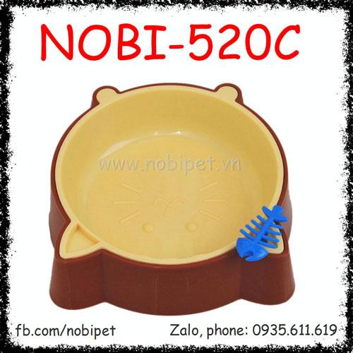 Chén Ăn Picture Nhiều Hình Dễ Thương Cho Thỏ Bọ Guinea Pig Nobi-520C
