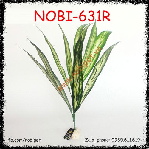 Anthurium Hoa Hồng Môn Giả Trang Trí Chuồng Nuôi Bò Sát Nobi-631R