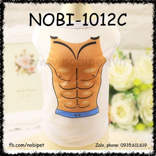 Áo Body Cho Chó Thời Trang Cá Tính Nobi-1012C
