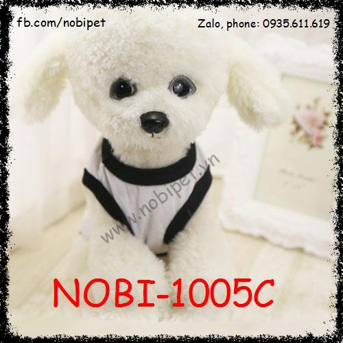 Áo Bóng Đá Germany Cho Chó Thời Trang Nobi-1005C