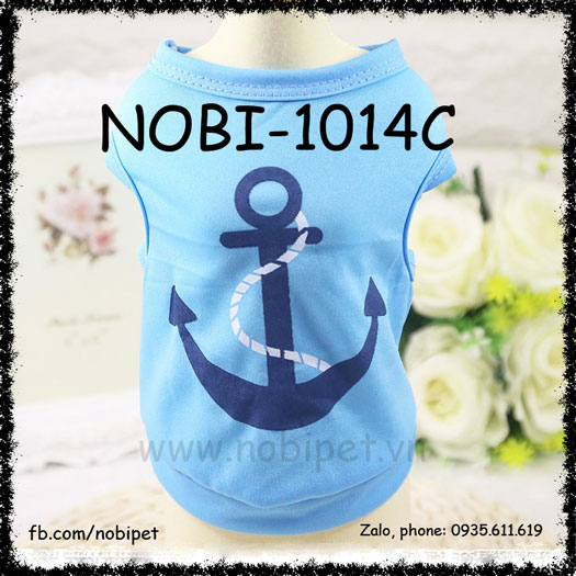 Áo Cho chó Anchor Thời Trang Sành Điệu Nobi-1014C