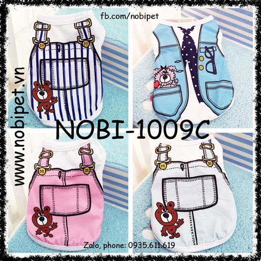Áo Cho Chó Fashion Baby Dễ Thương Mới Lạ Nobi-1009C
