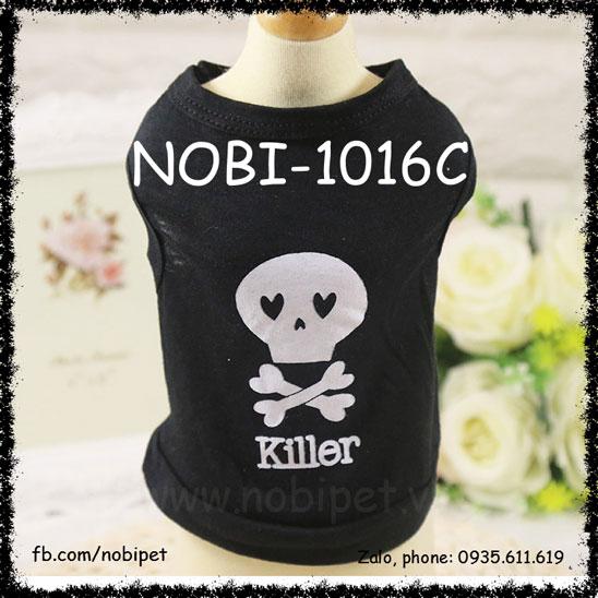 Áo Cho Chó Killer Baby Thời Trang Ấn Tượng Nobi-1016C