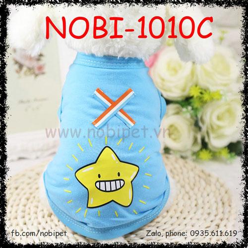 Áo Cho chó Picture Nhiều Hình Vui Nhộn Nobi-1010C