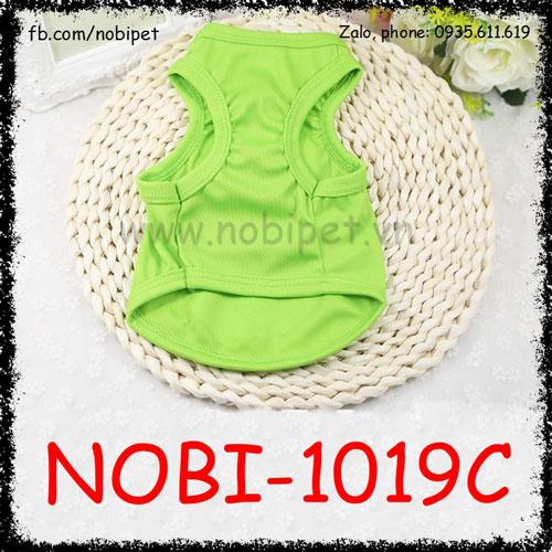 Áo Hình Monster Cho Chó Mặc Lạ Mắt Nobi-1019C