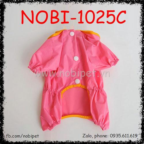 Áo Mưa Rainy Cho Chó Tiện Dụng Thời Trang Nobi-1025C