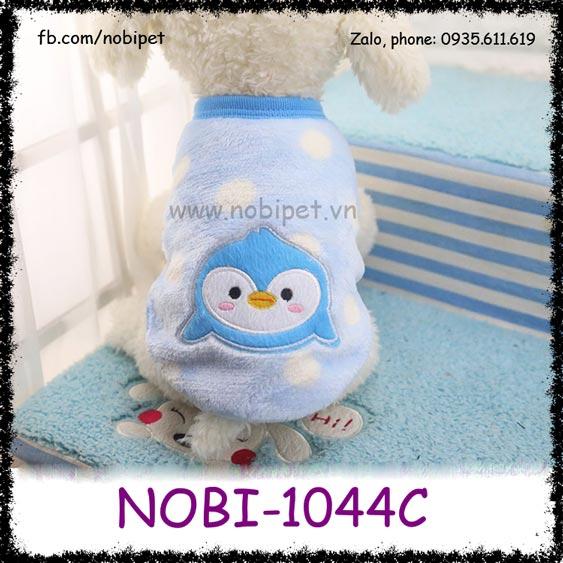 Áo Thời Trang King Bird Cho Chó Mặc Thu Đông Nobi-1044C