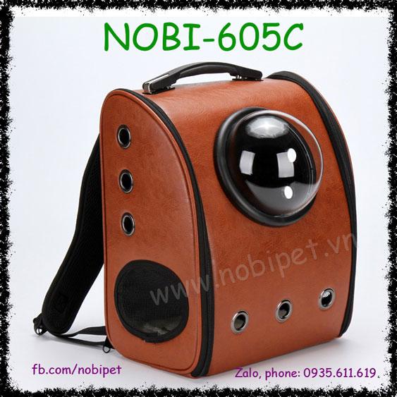 Balo Armstrong Phi Hành Gia Vận Chuyển Chó Mèo Nobi-605C
