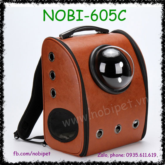 Balo Cao Cấp Apollo Đi Chơi Cho Sóc Bông Và Bắc Mỹ Nobi-605C