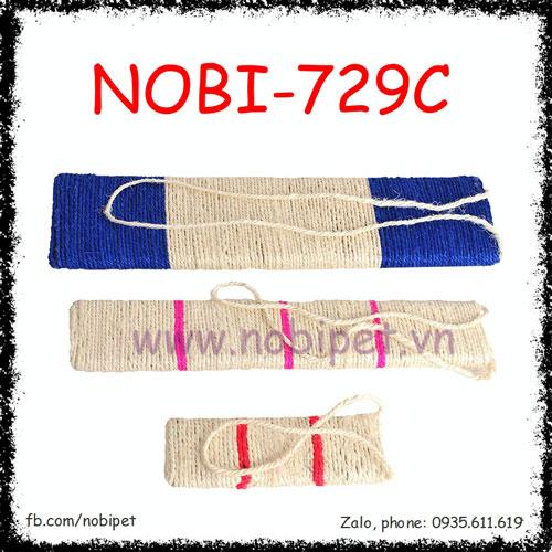 Bàn Cào Móng Mèo Cream Đồ Chơi Giảm Stress Nobi-729C
