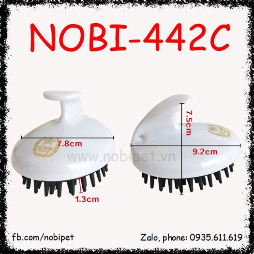 Bàn Chà Massage Cobic Tắm Chó Mèo Nobi-442C