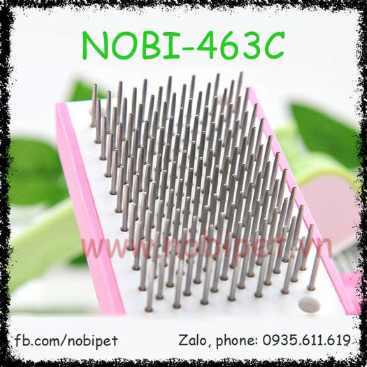 Bàn Chải Gold Gỡ Rối Gạt Lông Cho Chó Mèo Nobi-463C