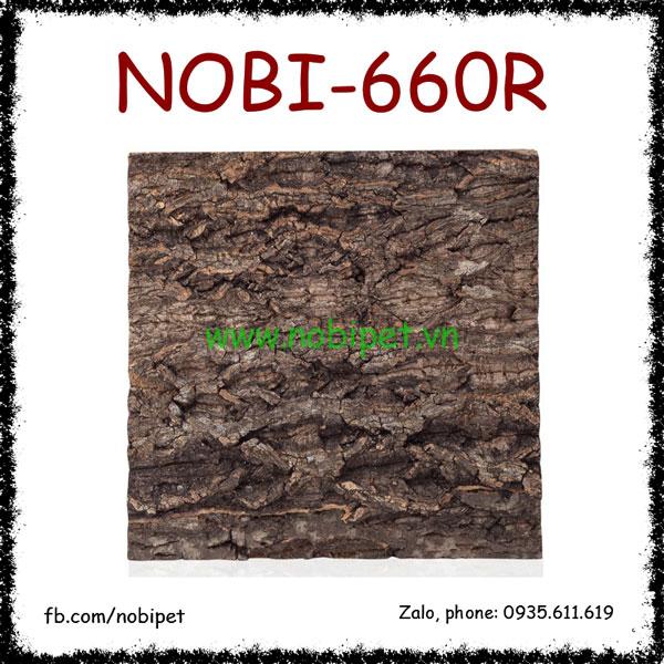 Bảng Nền Vân Gỗ Tạo Cảnh Trang Trí Chuồng Nuôi Bò Sát Nobi-660R