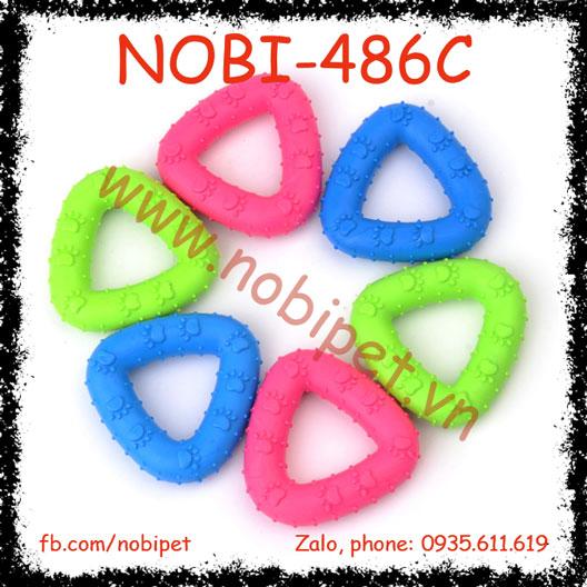 Bánh Su Tam Giác làm Sạch Răng cho Chó Mèo NOBI-486C
