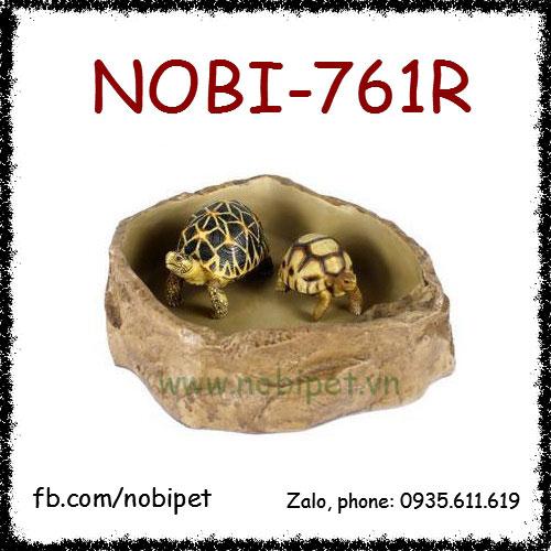 Bát Ăn Lớn Hugo Cho Rùa Rồng Nam Mỹ Bò Sát Cảnh Nobi-761R