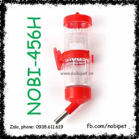 Bình Nước 250ml Deluxe Bi Lăn Vật Dụng Nuôi Chuột Hamster Nobi-456H