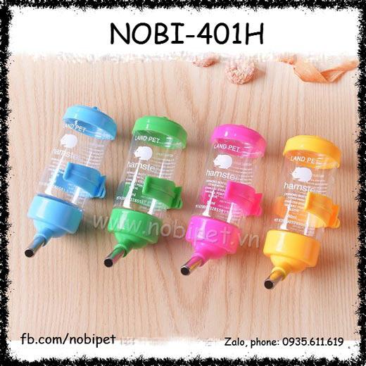 Bình Nước 80ml Deluxe Bi Lăn Cho Nhím Kiểng Uống Nobi-401H