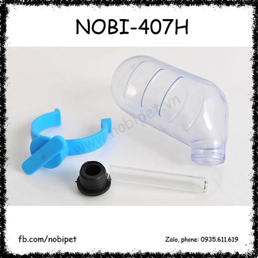 Bình Nước Chân Không Mini Gắn Lồng Cho Sóc Cảnh Nobi-407H