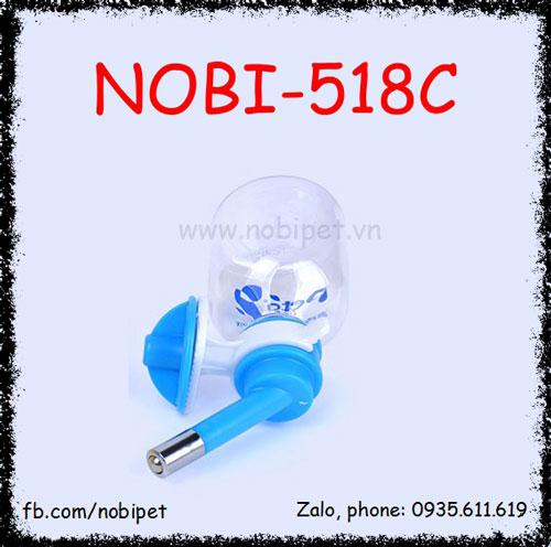 Bình Nước Uống Zodiac Gắn Lồng Cho Chó Mèo Nobi-518C
