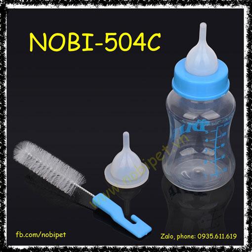 Bình Sữa Diil Cho Chó Mèo Con Bú Nobi-504C