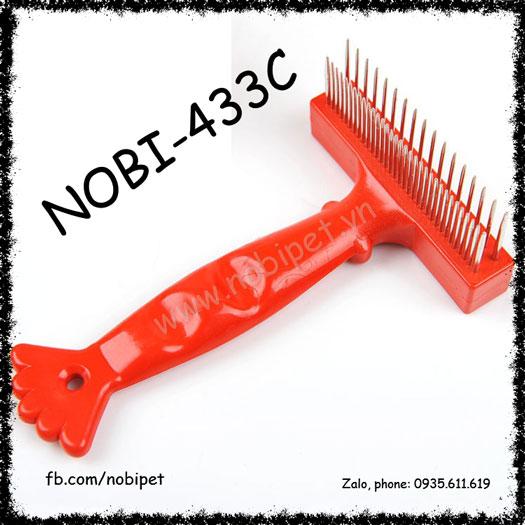 Bồ Cào Alaska Chải Lông Gỡ Rối Cho Chó Nobi-433C