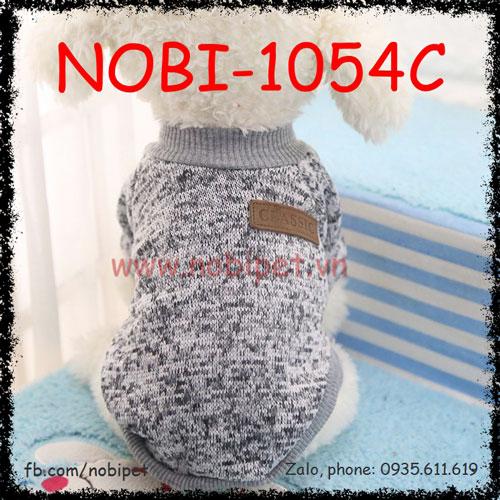 Bộ Sưu Tập Gentleman Áo Ấm Cho Chó Phong Cách Nobi-1054C