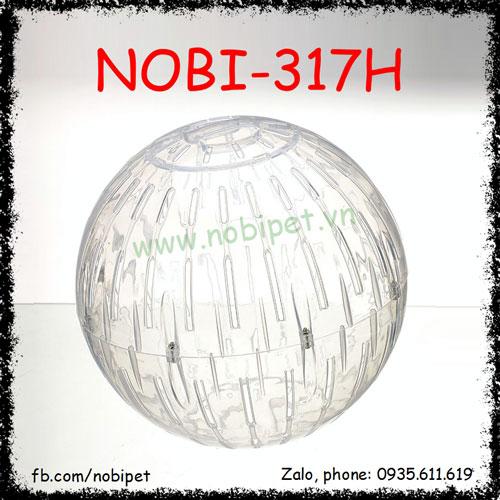 Bóng Chạy Size Khổng Lồ 25cm Cho Chuột Hamster Nobi-317H