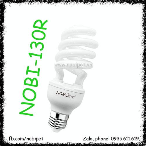 Bóng Đèn Xoắn UVB 10.0 Nomo 26W Cho Bò Sát Nobi-138R