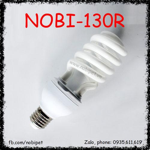 Bóng Đèn Xoắn UVB 5.0 Nomo 26W Cho Bò Sát Nobi-130R