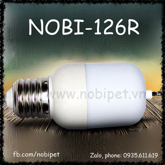 Bóng Khếch Tán Anion Khử Trùng Môi Trường Nuôi Bò Sát Nobi-126R