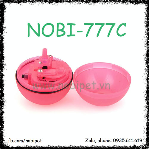 Bóng Quay Tự Động Autoball Cho Mèo Chơi Nobi-777C