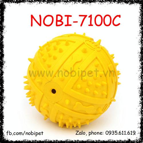 Bóng Su B52 Đồ Chơi Cho Chó Gặm Massage Nứa Nobi-7100C