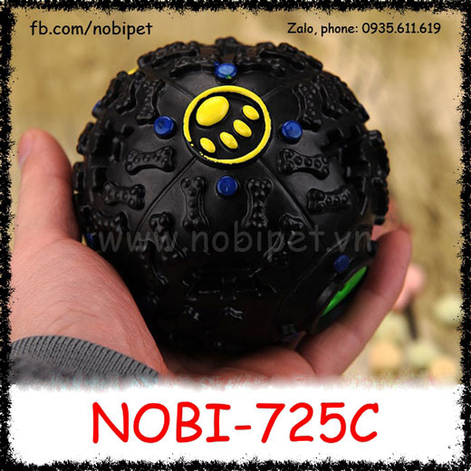 Bóng Nhựa Magic Đồ Chơi Thông Minh Cho Chó Nobi-725C