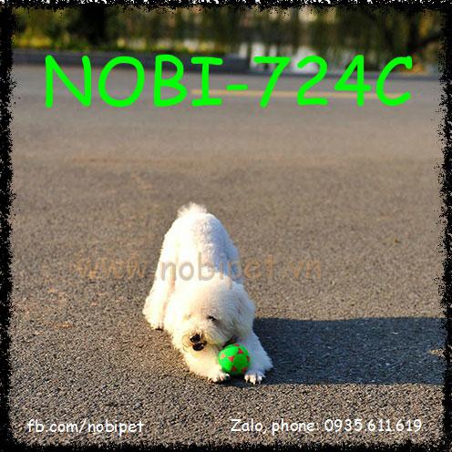 Bóng Su Sport Đồ Chơi Cho Chó Tự Vận Động Nobi-724C