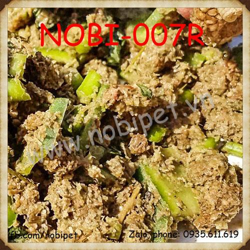 Bột Cỏ Xay Rải Thức Ăn Cho Rùa Cạn Và Bò Sát Nobi-007R
