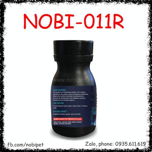 Calcium Tablet Bột Khoáng Giàu Canxi Cho Bò Sát Nobi-011R