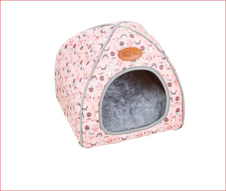 Ổ ngủ JoJo ấm áp dành cho chó mèo NOBI564C