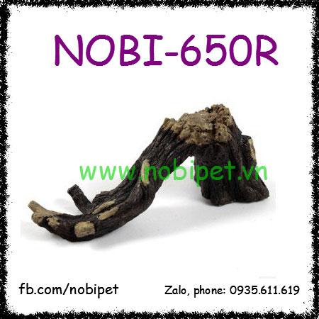 Cây Gỗ Ngã Nghệ Thuật Tạo Cảnh Trang Trí Chuồng Nuôi Bò Sát Nobi-650R