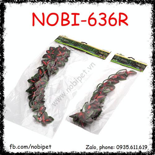 Cây Húng Quế Hồng Kông Trang Trí Chuồng Nuôi Bò Sát Nobi-636R